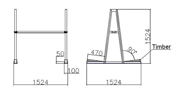 Truck A-Frame Specifications
