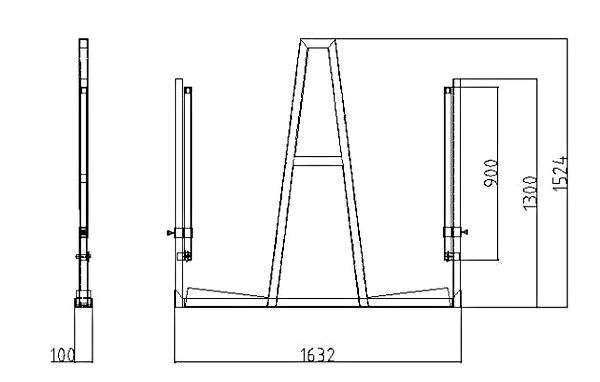 Universal A-Frame Specifications